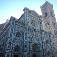 Firenze's Duomo facade