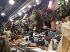 Picturesque deli counter