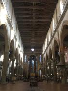 Santa Croce Basilica at 3:45pm