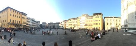 Santa Croce plaza