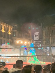 Lots of drag during Carnaval